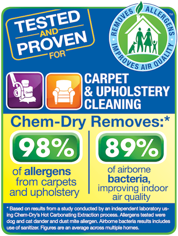 carpet cleaning for health